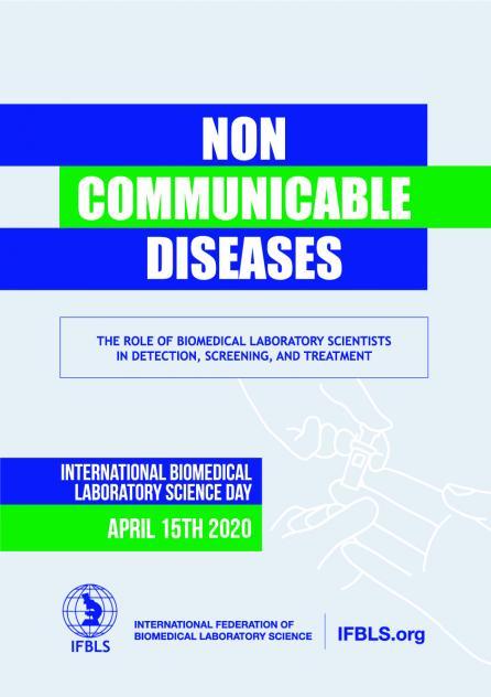 15 de abril. Día Internacional Ciencia de Laboratorio