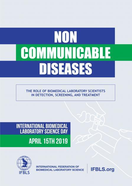 15 de Abril. Día Internacional Ciencia Laboratorio