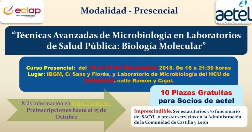 Curso Presencial Valladolid