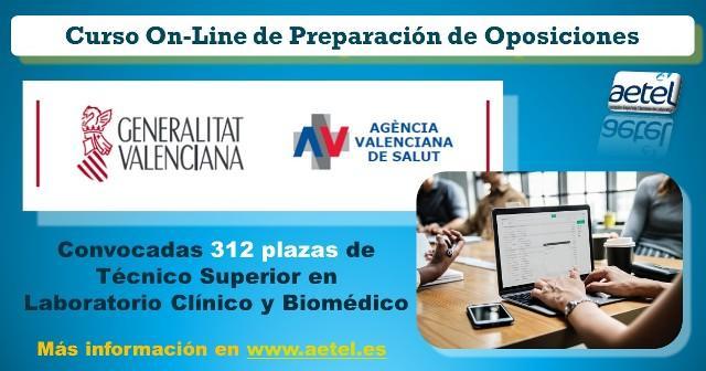 Clases Online Oposiciones Valencia