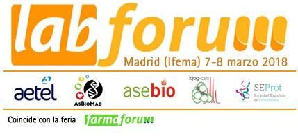 Labforum, 7 y 8 de Marzo. Madrid